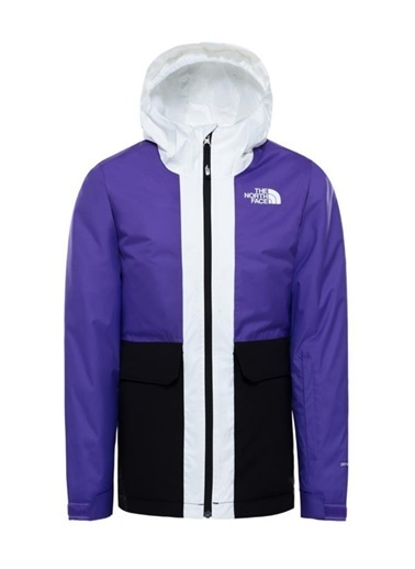 The North Face The North Face Freedom Insulated Kız Çocuk Mont Mor Mor